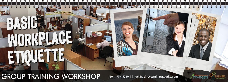 Basic Workplace Etiquette Training Course