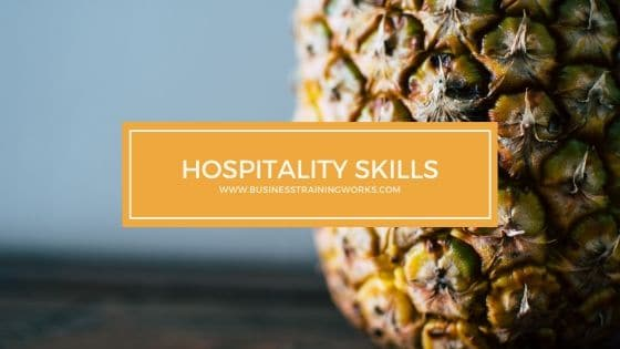 Hospitality Training for Customer Service