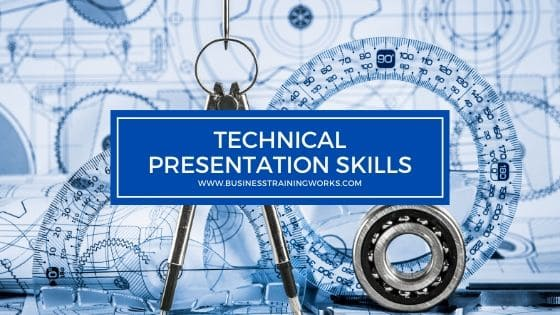 Technical Presentation Skills Training