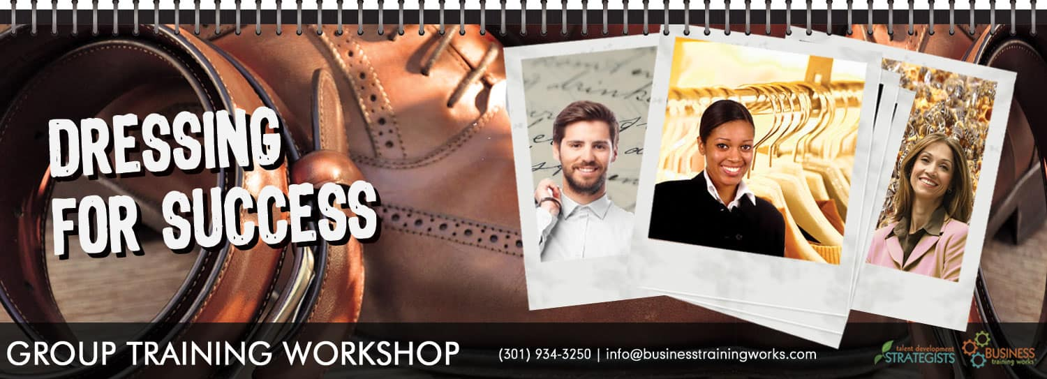 Dress-for-Success Training Course