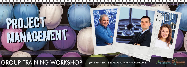 Project management training course business training works onsite training courses xflitez Choice Image