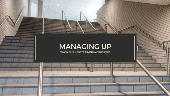 Managing Up Training