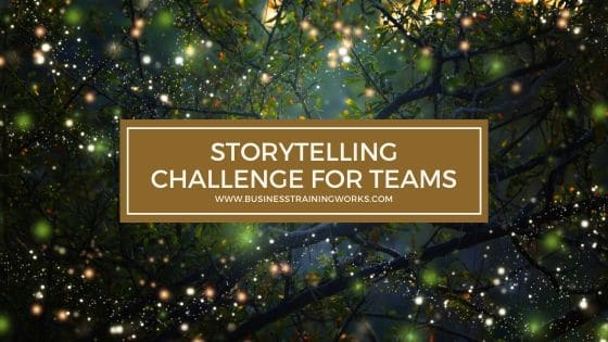 Storytelling Training for Teams