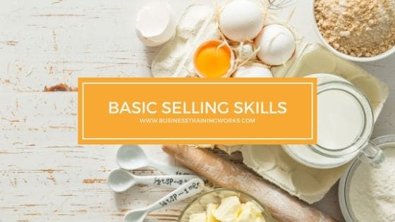 Introductory Sales Training