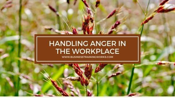 Anger Management Training
