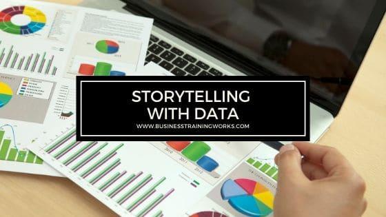 Data-Driven Storytelling Training