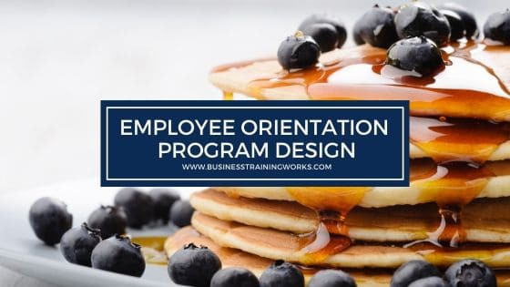 Orientation Program Design Training