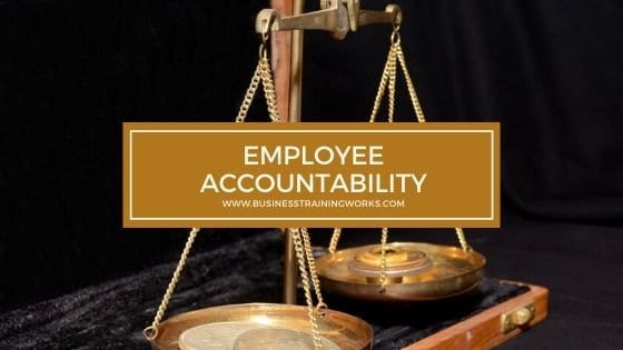 Employee Accountability Training