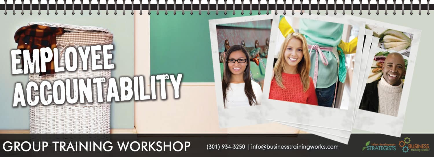 Employee Accountability Course