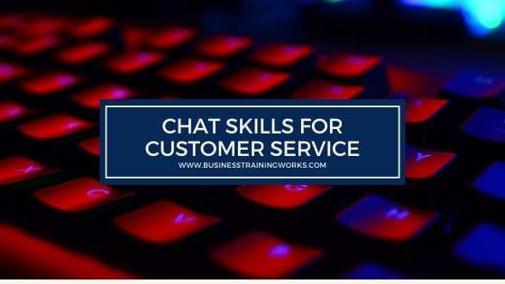 Chat Skills Training