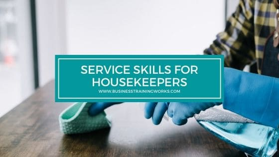 Customer Service Skills for Housekeepers