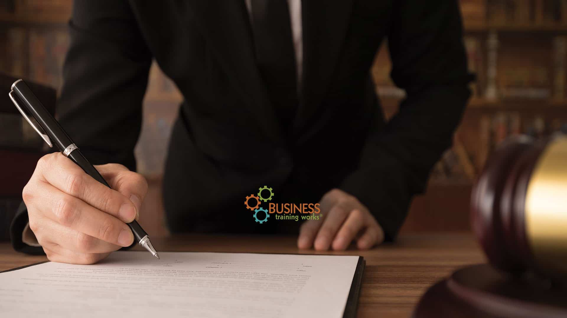 Writing Training for Lawyers