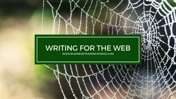 Web Copywriting Training
