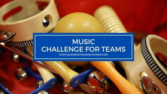 Music-Making Challenge for Teams