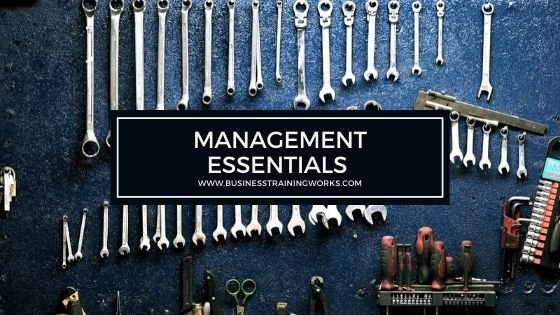 Management Training Series