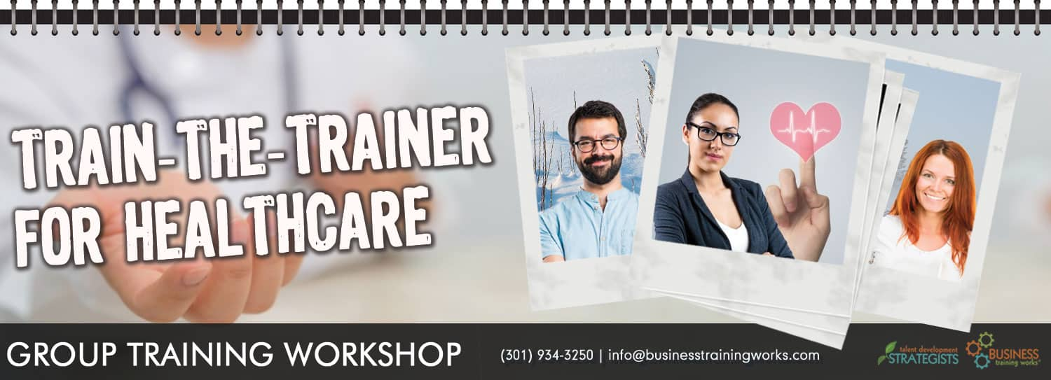 Train-the-Trainer Training for Healthcare Educators
