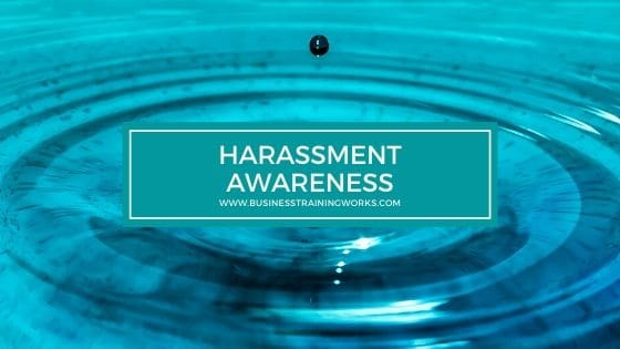 Harassment Awareness Training