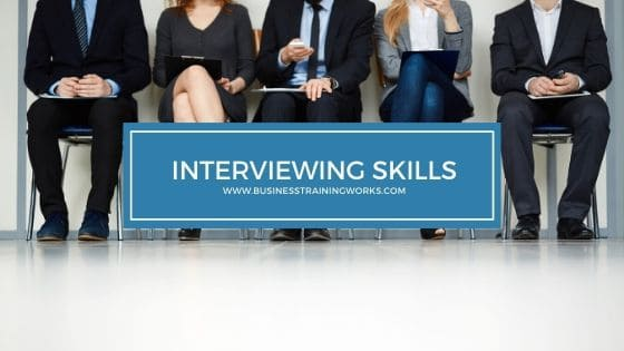 Interviewing Skills Training