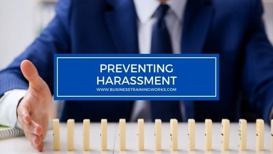 Harassment Prevention Training