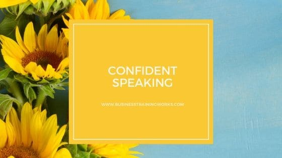 Online Speaking with Confidence Course