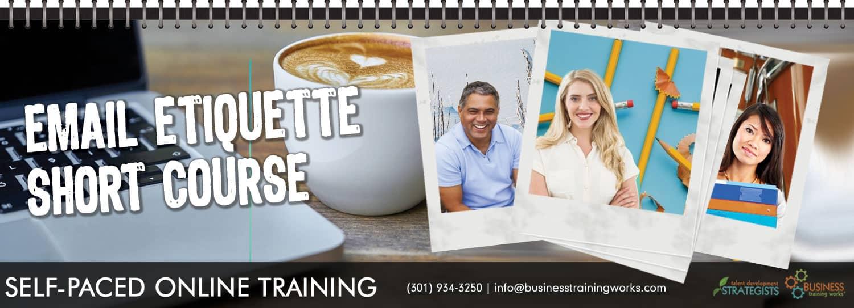 Online Email Etiquette Course