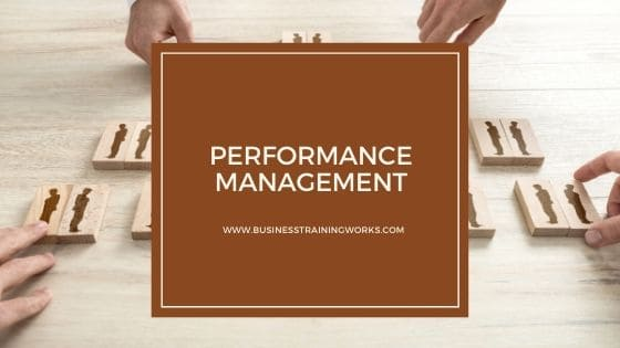 Online Performance Management Course