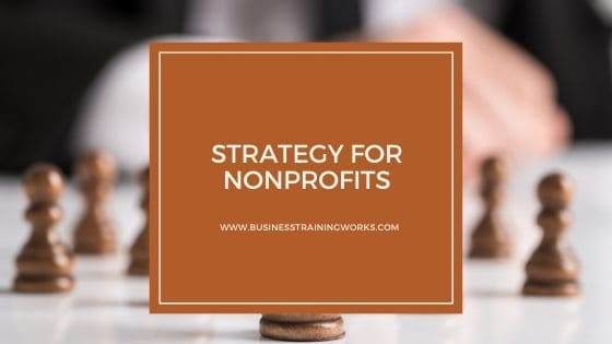 Strategy for Nonprofits Online Course