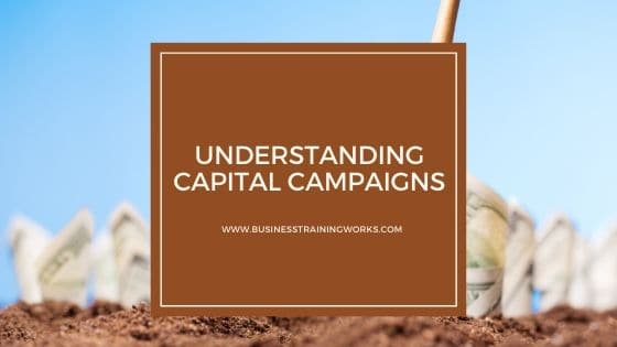 Understanding Capital Campaigns Online Course