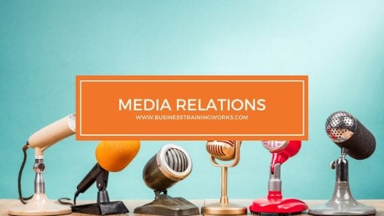 Media Relations Training
