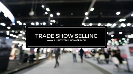 Trade Show Selling Skills Training
