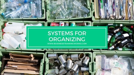 Organizational Systems Training