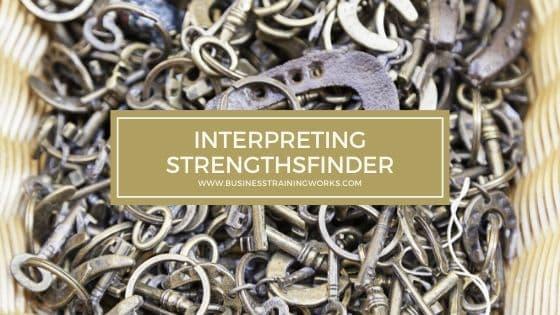 Strengthsfinder Training
