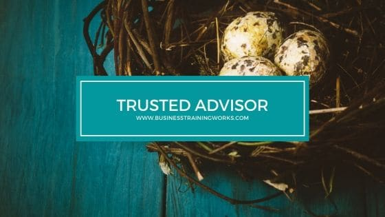 Trusted Advisor Training