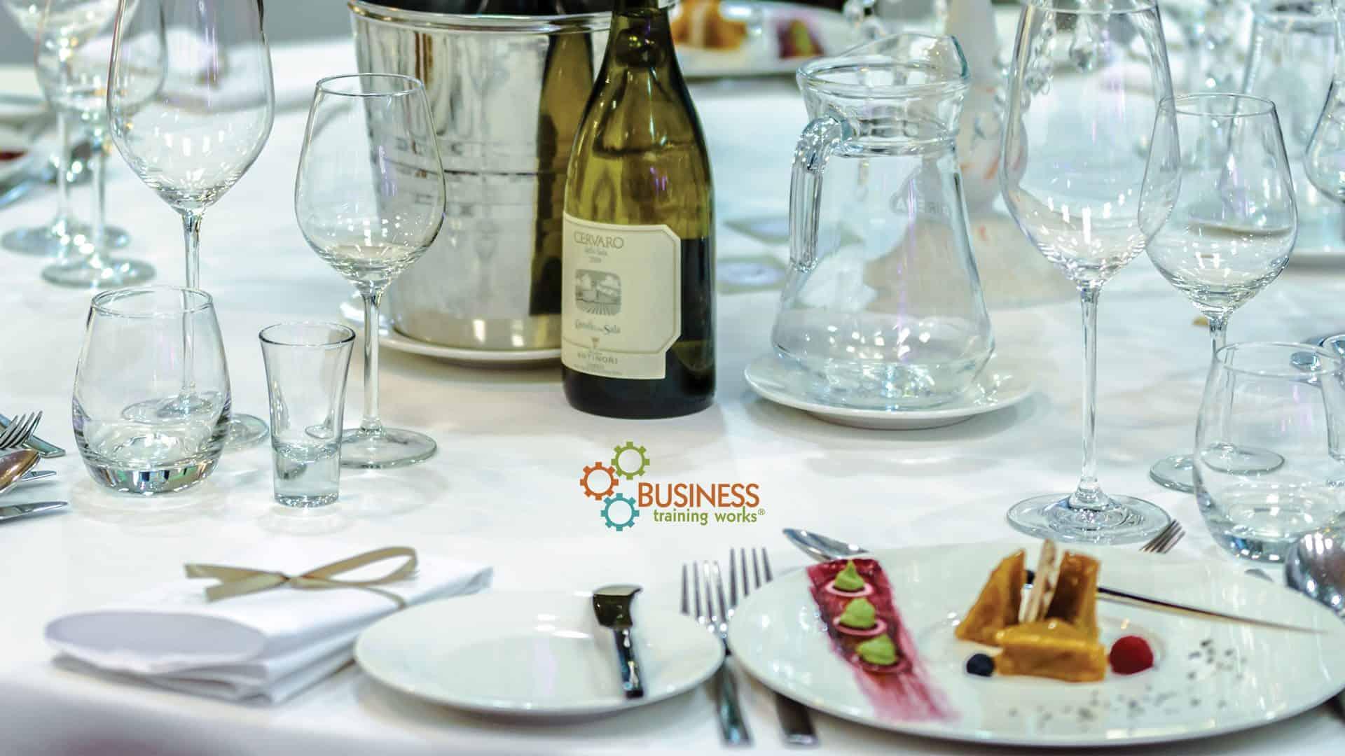 Dining Etiquette Training