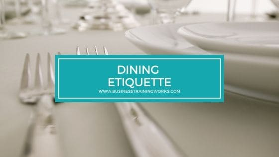 Dining Etiquette Training