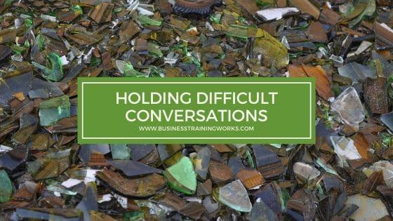 813 Difficult Conversations Training