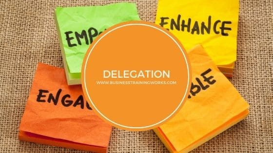 Delegation Skills Training Online