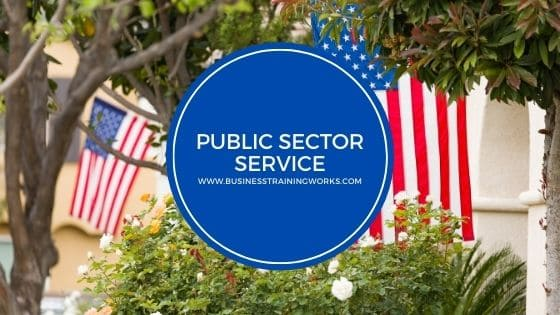 Government Customer Service Virtual Training Course