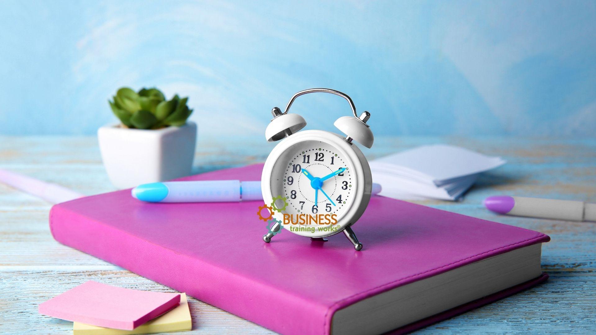 Web-Based Basic Time Management Course
