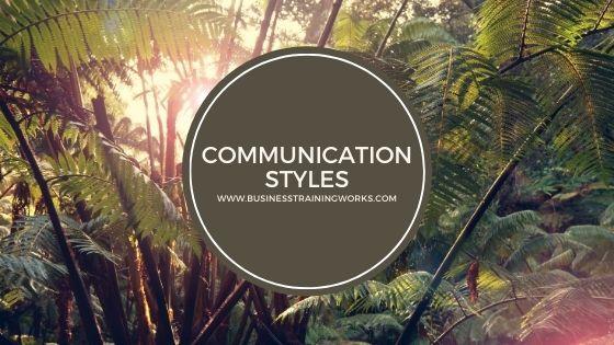 Communication Styles Training Course