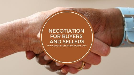 Negotiation Webinar