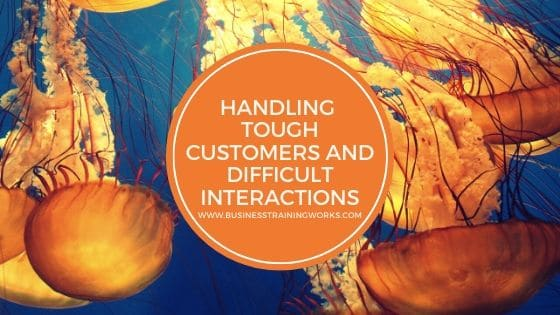 Handling Difficult Customers Webinar