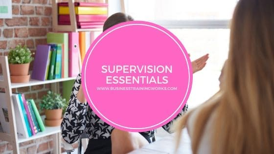 Supervision Skills Webinar