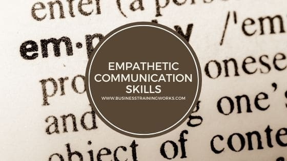 Empathetic Communication Skills Webinar