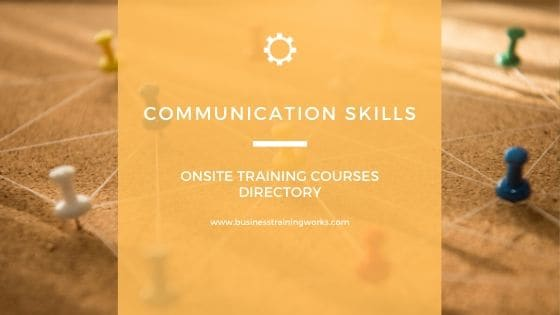 Communication Skills Courses