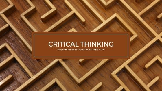 Critical Thinking Course