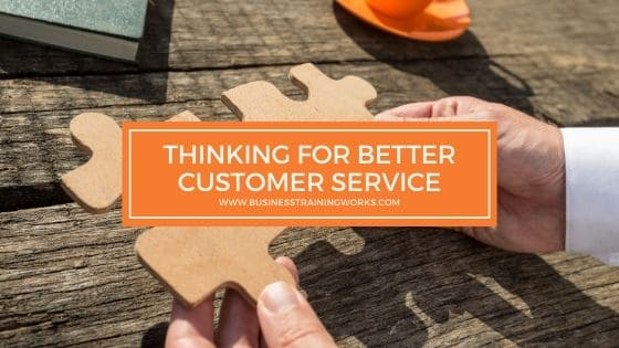 Critical Thinking Training for Customer Service