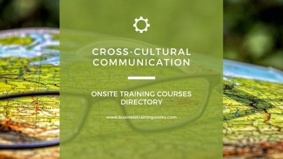 Cross-Cultural Communication Courses