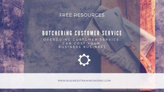 Customer Service Fails