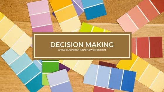 Decision Making Course